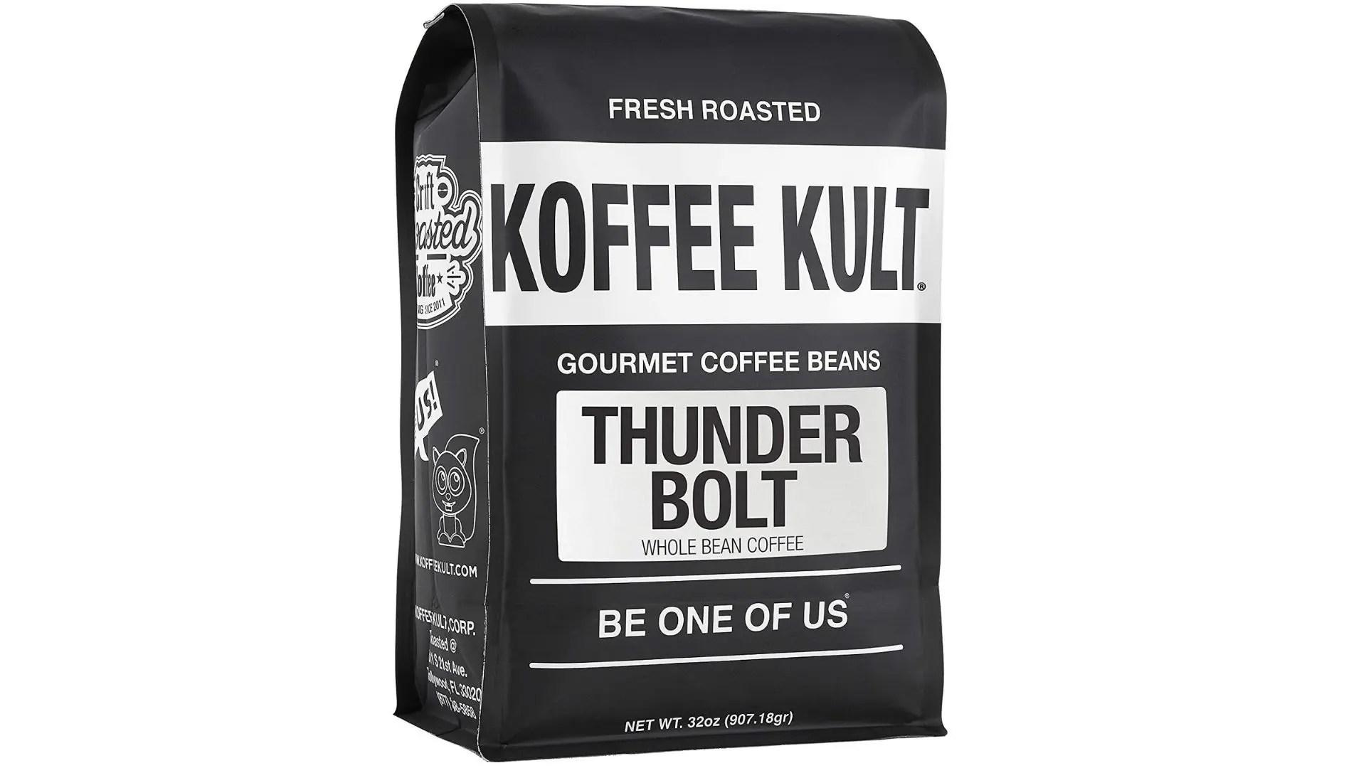 Koffee Kult Thunder Bolt