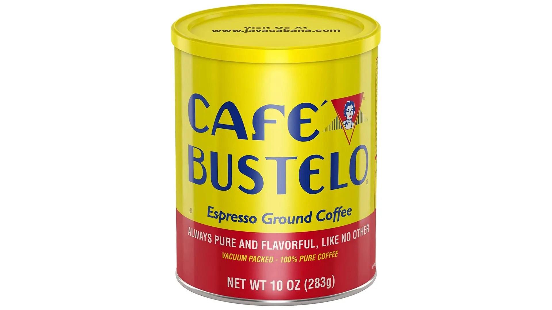 cafe bustelo ground coffee