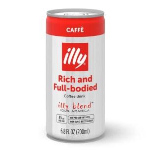 Illy Ready-To-Drink Clod Brew