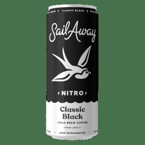 Sail Away Coffee CO. Nitro Unsweetened