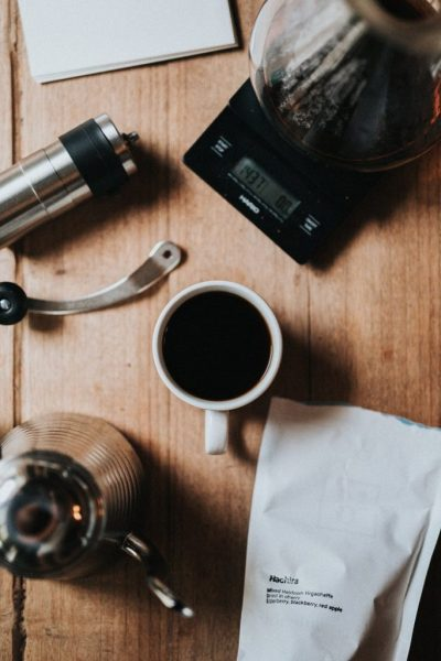 choose coffee equipment