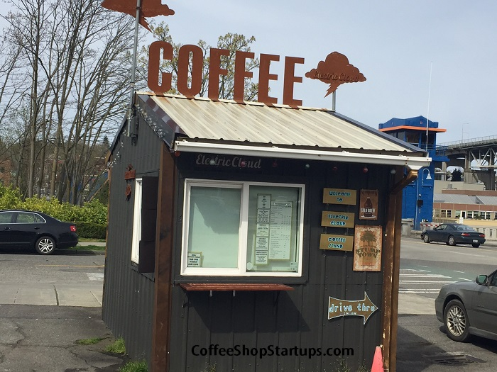 how to start a coffee stand, how to start