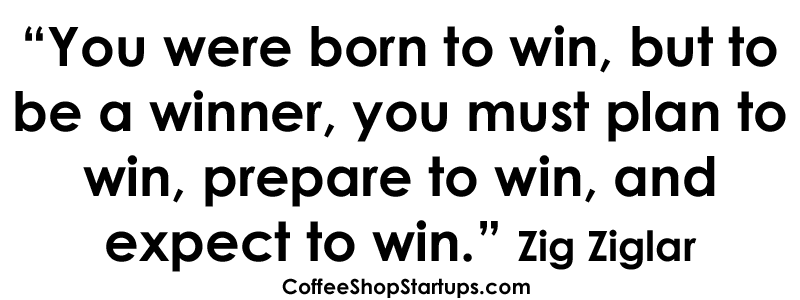 write a business plan, coffee shop business plan