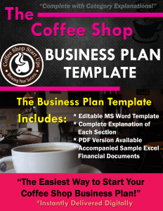 how to write a coffee shop business plan, coffee shop business plan, how to start a coffee shop