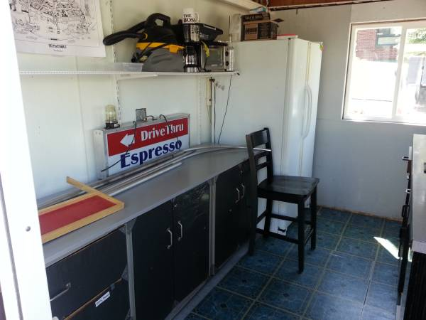 coffee stand for sale