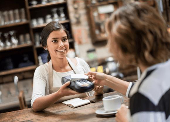no money for a coffee shop