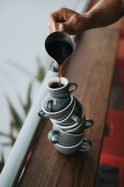 steps to starting a coffee shop