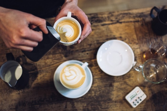 how to start a coffee business
