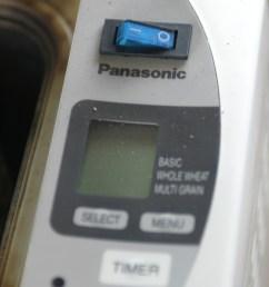 re rewiring panasonic sd 200 breadmaker [ 1024 x 1536 Pixel ]