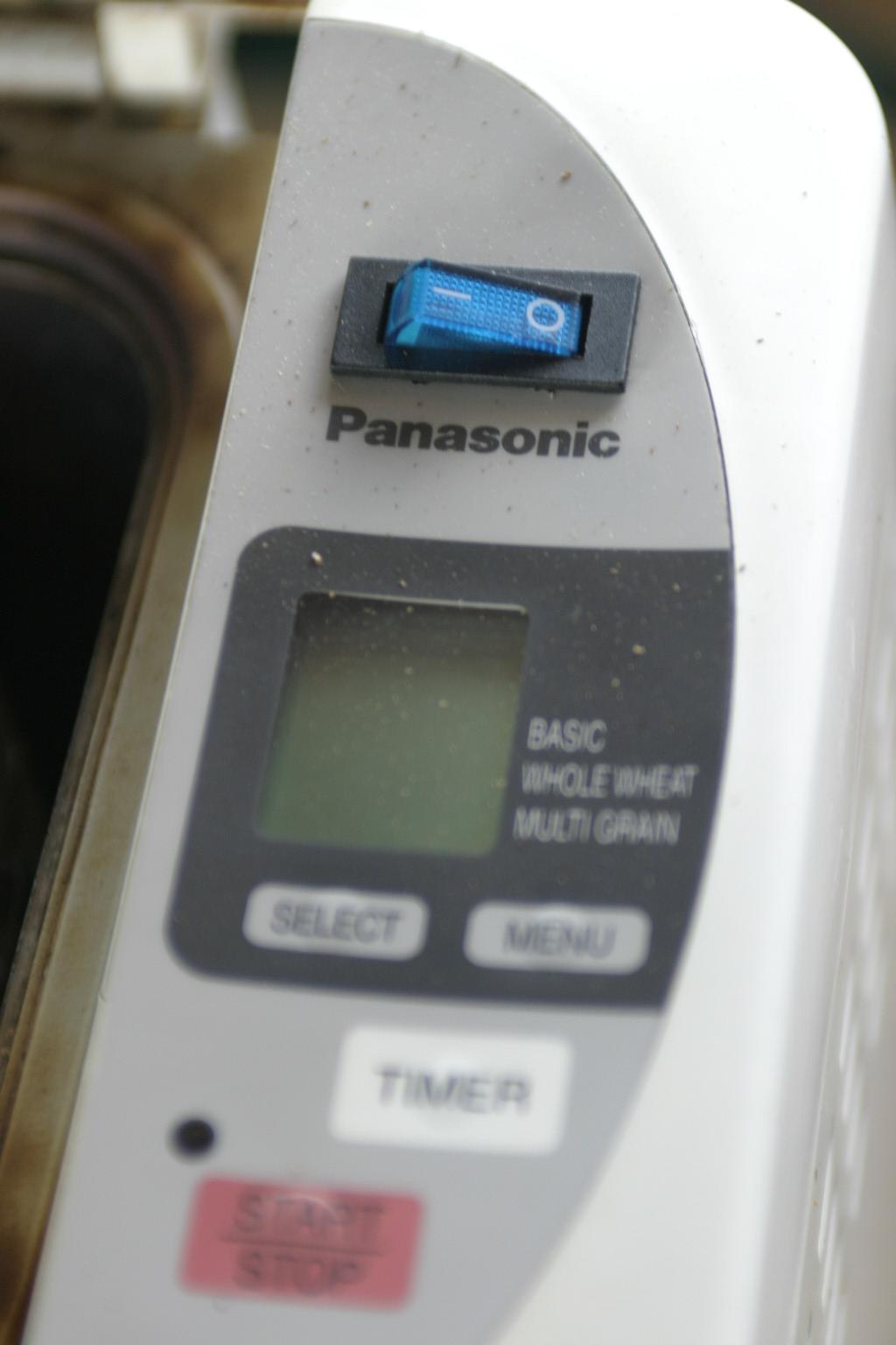 hight resolution of re rewiring panasonic sd 200 breadmaker