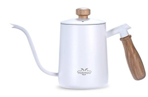 Mermoo Yilan Kettle is great for pour over