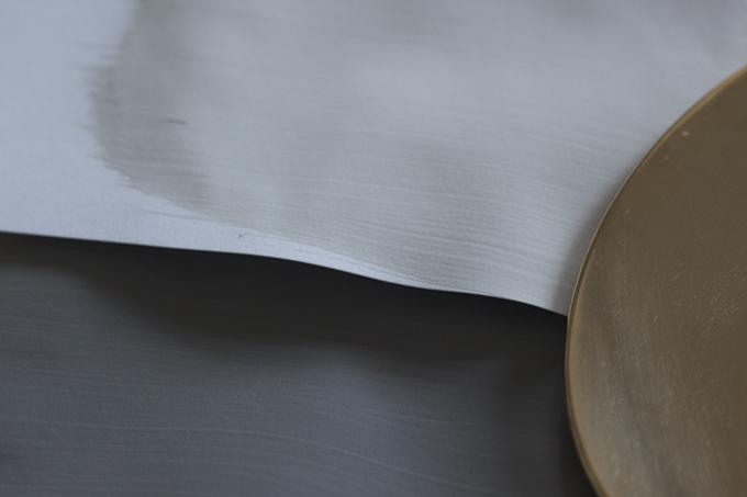 farrow and ball kitchen color scheme mole's breath strong white brass