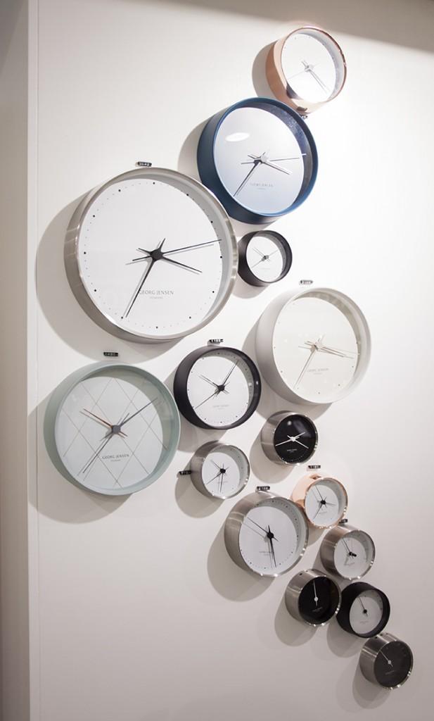 NK Stockholm Georg Jensen clocks Tukholman sisustuskauppoja Coffee Table Diary blog