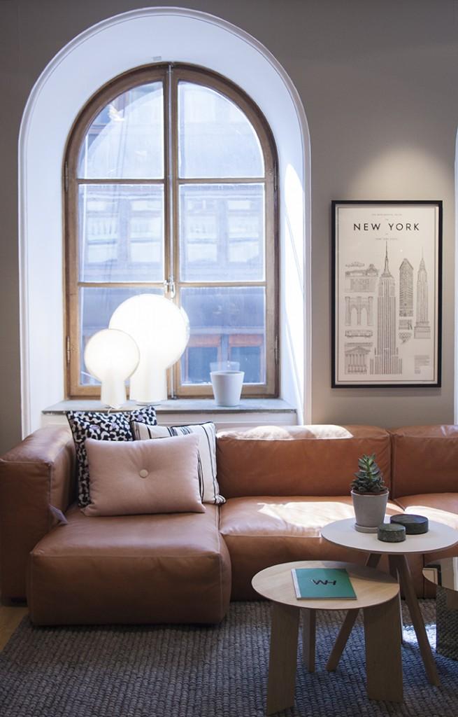 NK Stockholm David Ehrenstråhle New York  poster Tukholman sisustuskauppoja Coffee Table Diary blog