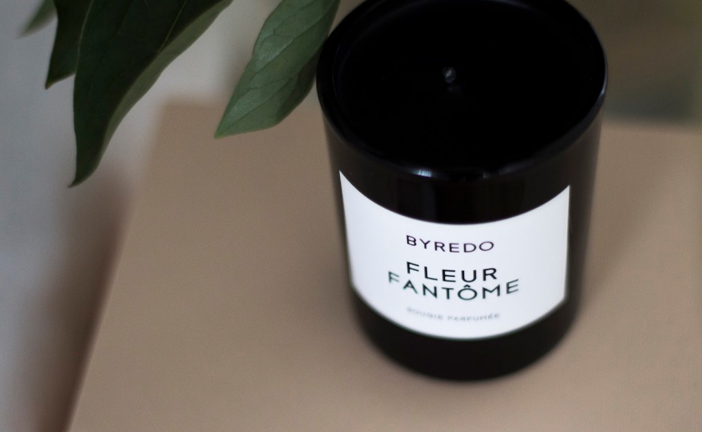 Byredo candle bedroom Coffee Table Diary blog