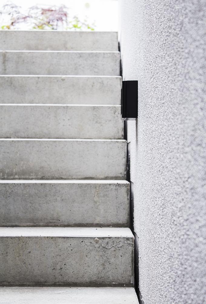 Asuntomessut Vantaa betoniportaat Potius Isokiva A