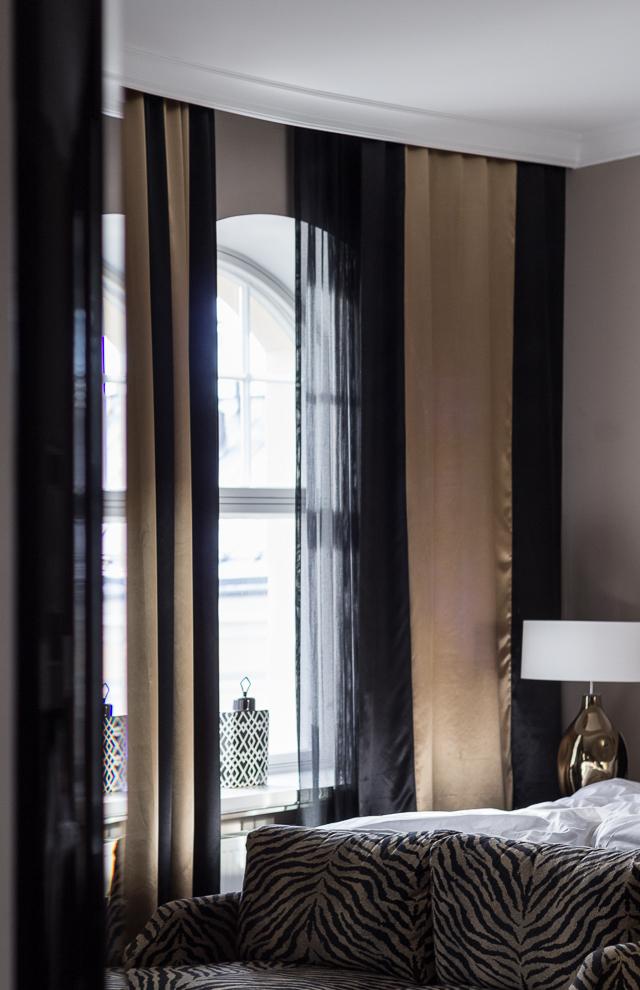 Lilla Roberts Helsinki sisustus hotellityyli art deco