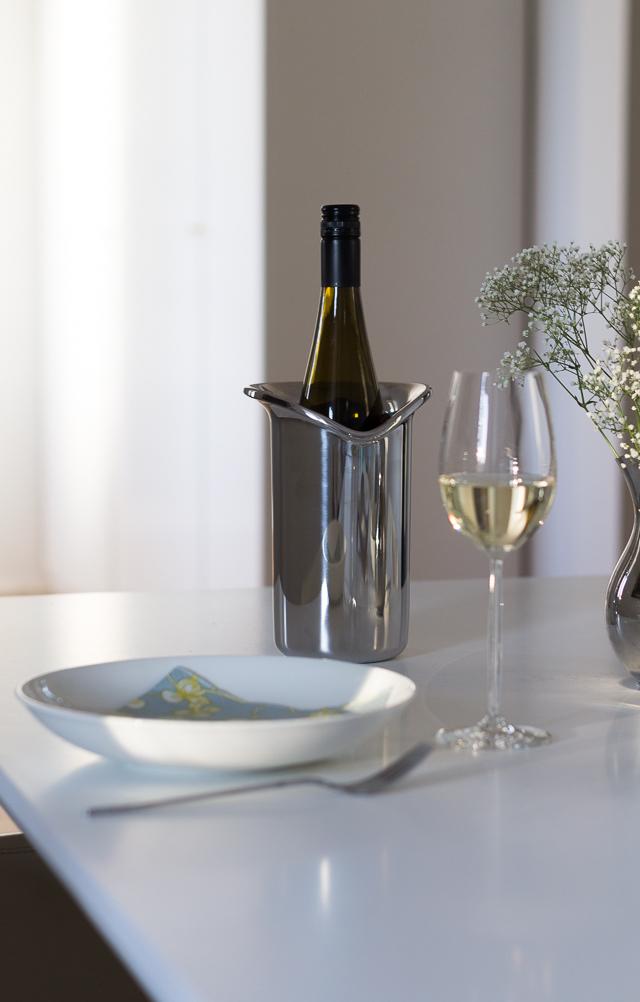 Hullut Päivät 2016 sisustus Georg jensen wine cooler