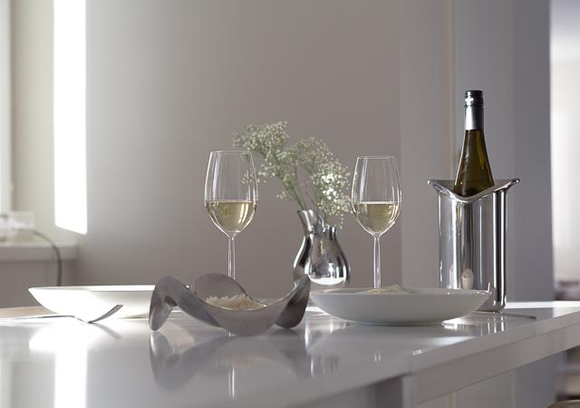 Coffee Table Diary kattaus Georg Jensen Cobra Bar&Wine Mama