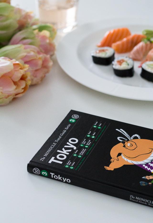 Hyvän viikonlopun resepti Monocle Tokyo