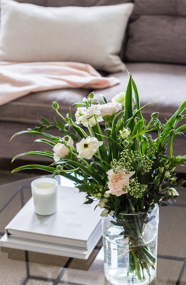 Kukkaworkshop kukat olohuone-9