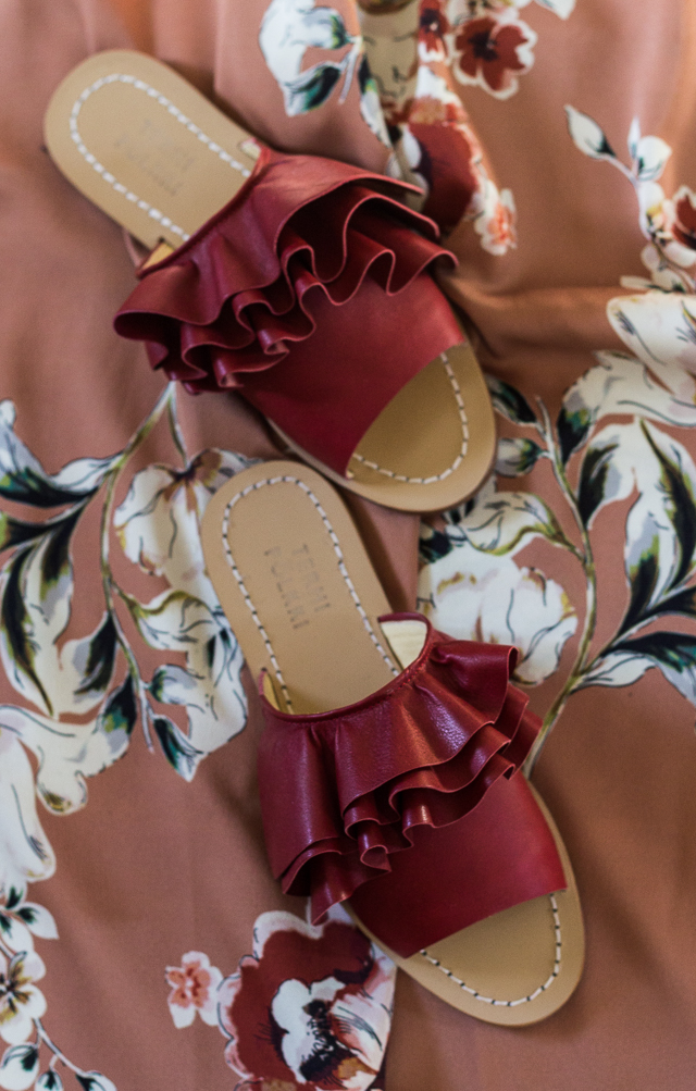 Flower pants Terhi Polkki shoes-2