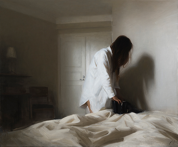 Nick Alm Hotel Ghost 2017
