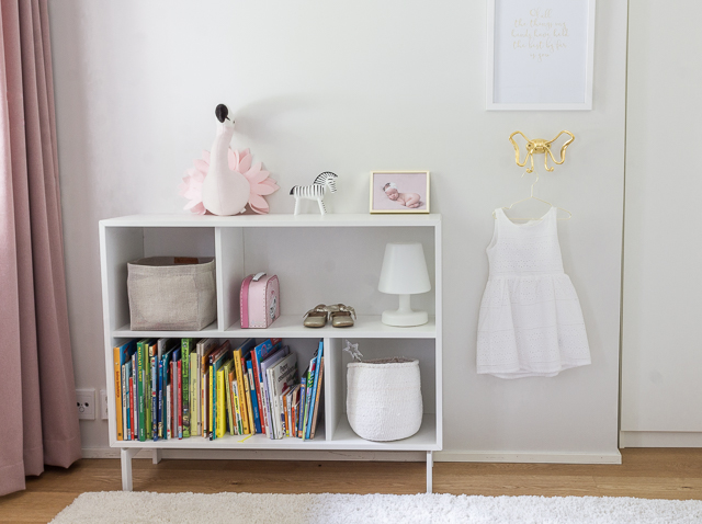Lapsen huone girls room decor hylly-1