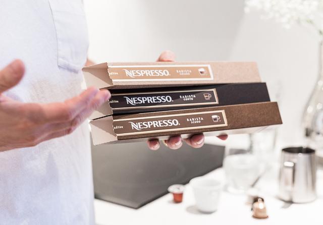 Nespresso Creatista kahvikone 3-1