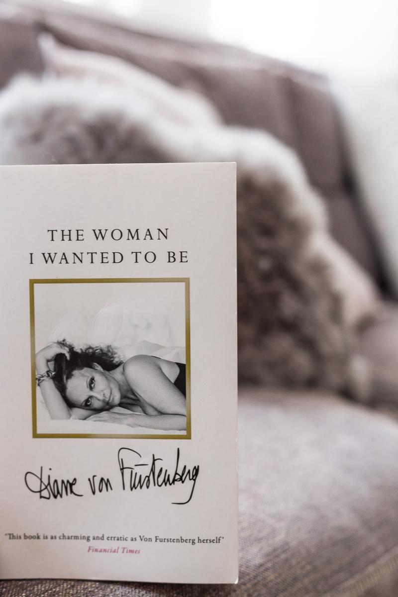 Kirjasuositus: The Woman I Wanted to Be - Diane Von Furstenberg