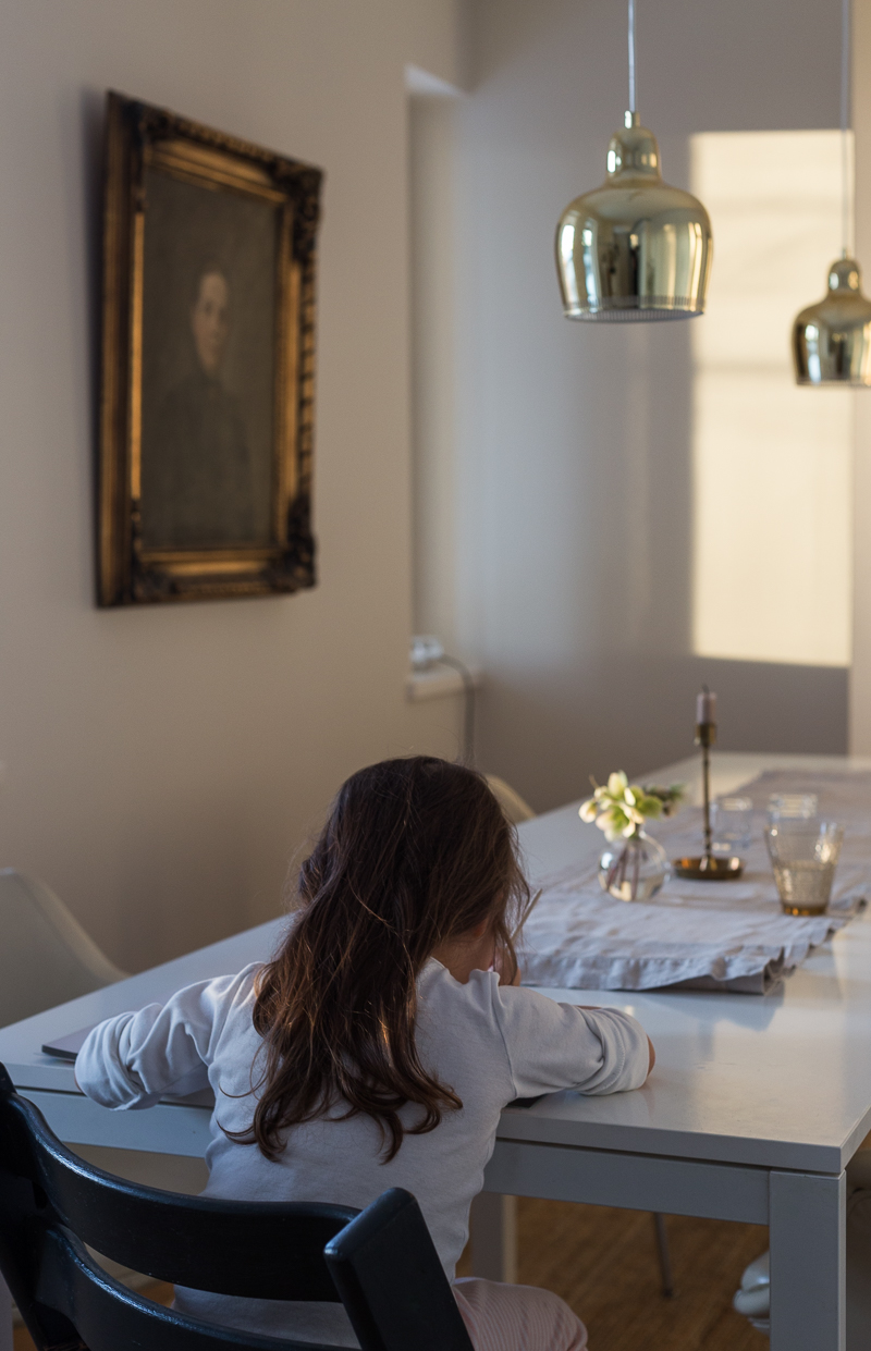 Uusi arki alkoi | Mammalomalle lomps! Coffee Table Diary blogi