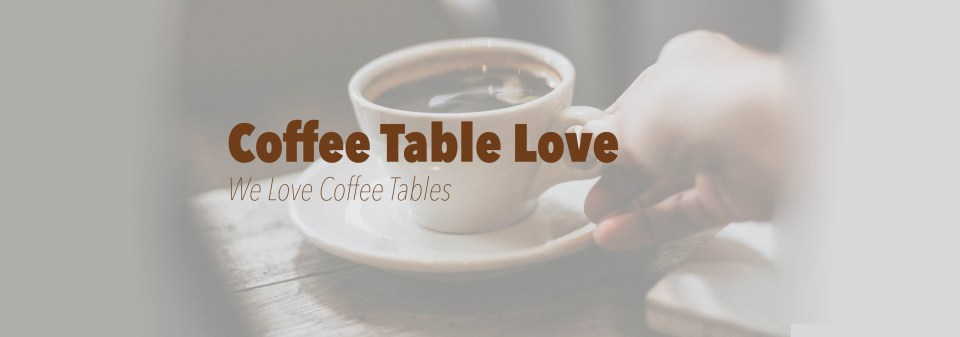 coffee table website and blog