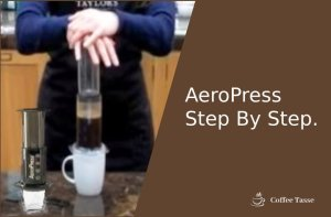 AeroPress Step By Step