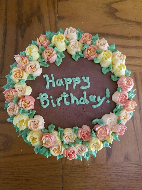 Birthday Cake Ideas Coffee To Compost