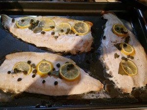 Baked-fish-with-lemon
