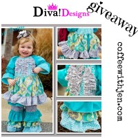 March Giveaway: $25 Credit to Diva Designs