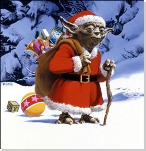 Yoda Christmas