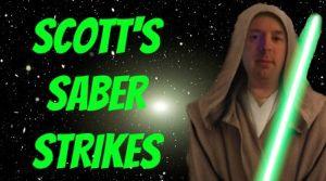NEW Scott Saber Strikes
