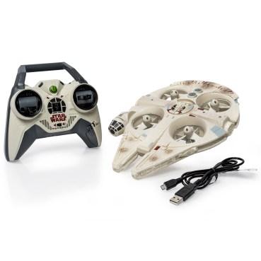 Spin Master - Air Hogs Star Wars Millennium Falcon Quad_Product_7