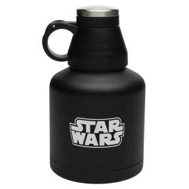 Star Wars 32 oz Stainless Steel Beer Growler - Star Wars Logo