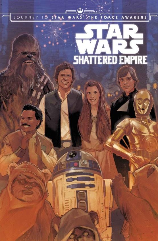 True Believers: Shattered Empire #1