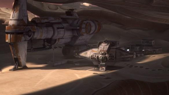 Rebels Chopper Base