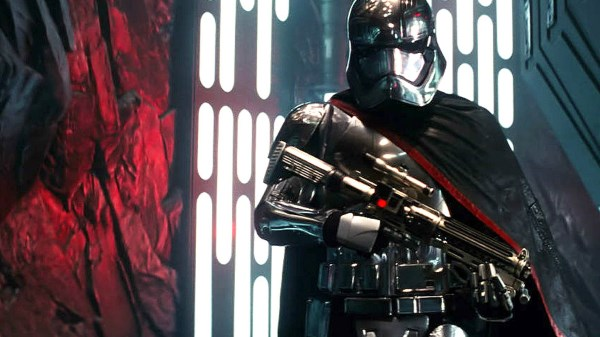 Forces of Evil in Star Wars - Phasma