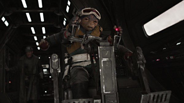 Rio Durant - piloting the AT-Hauler while raiding the conveyex
