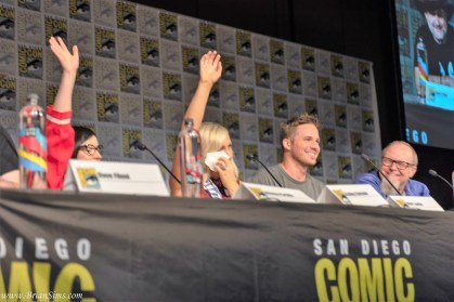 Brian Sims SDCC_-340