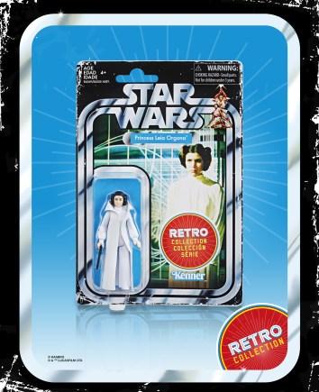 Star Wars Retro Princess Leia in pck