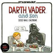 Darth Vader and Son 2020 Wall Calendar