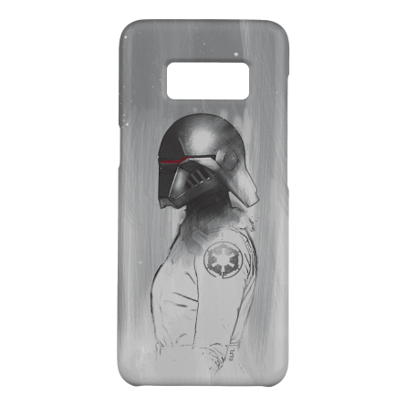Second Sister Inquisitor Sketch Case-Mate Samsung Galaxy S8 Case - $33.50 Available at https://www.zazzle.com/starwars.