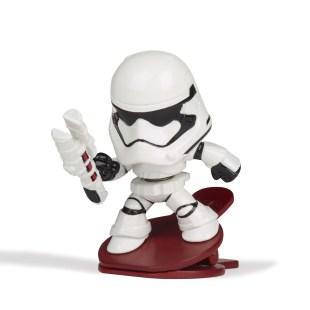 Paris Comic Con Reval- STAR WARS BATTLE BOBBLERS STORMTROOPER Figure - oop (1) copy
