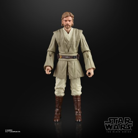 STAR WARS THE BLACK SERIES 6-INCH OBI-WAN KENOBI (JEDI KNIGHT) Figure - oop (1)